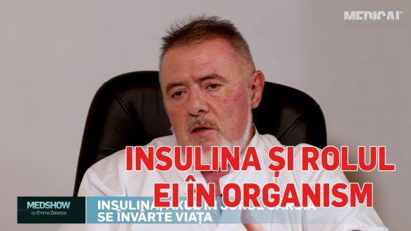 Insulina și rolul ei în organism