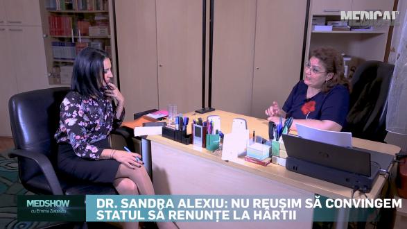 medshow Sandra Alexiu medici familie