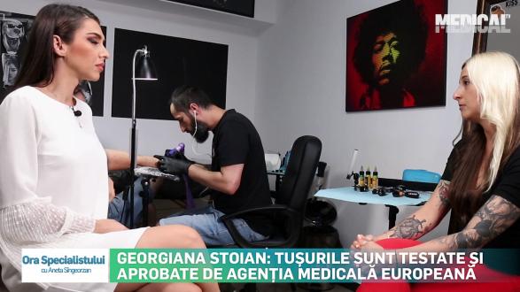 Ora specialistului- arta tatuajelor